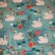 Hilco Swean Garden blau-türkis